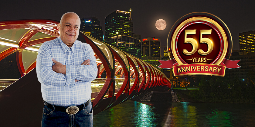 Alfredo Vaccaro, Fifty-Five years of excellence.